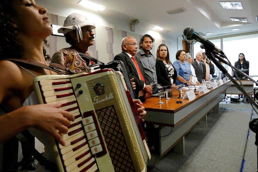 Forró, Patrimônio Imaterial da Cultura Brasileira.