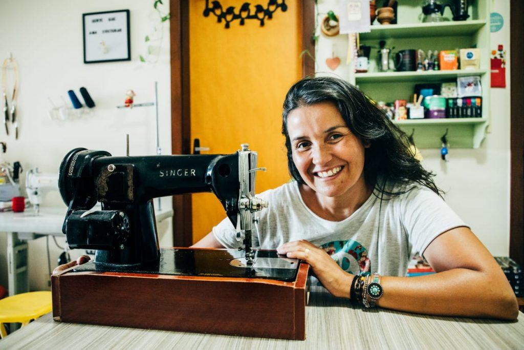 Rachel Potira: das salas de aula ao artesanato que conecta mulheres