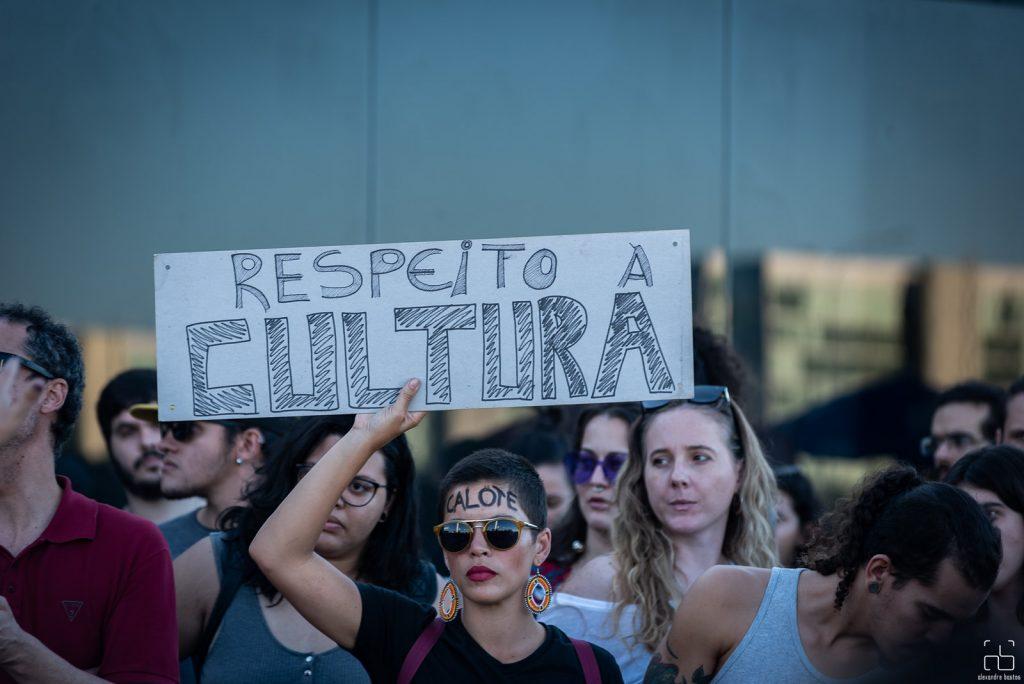 Brasília: Economia Criativa não combina com desmonte da cultura
