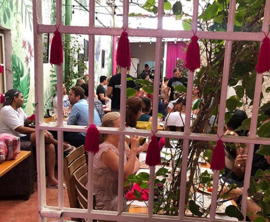O restaurante detrás das grades que se tornou um dos melhores do mundo