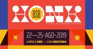 Segunda edição Honk Bsb @ Setor Comercial Sul