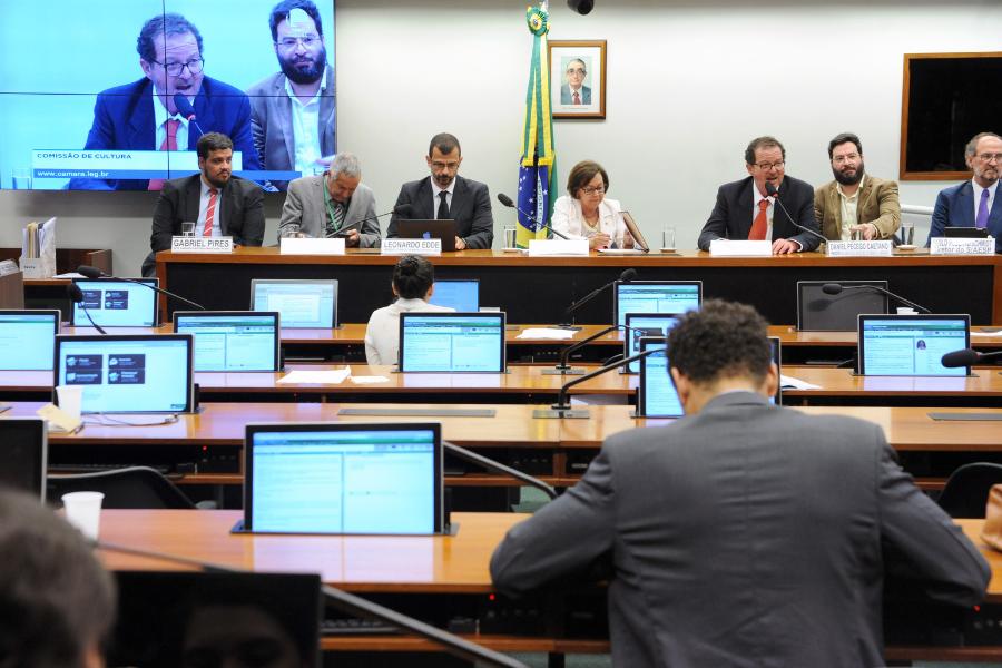 Audiovisual brasileiro pede socorro ao Congresso Nacional