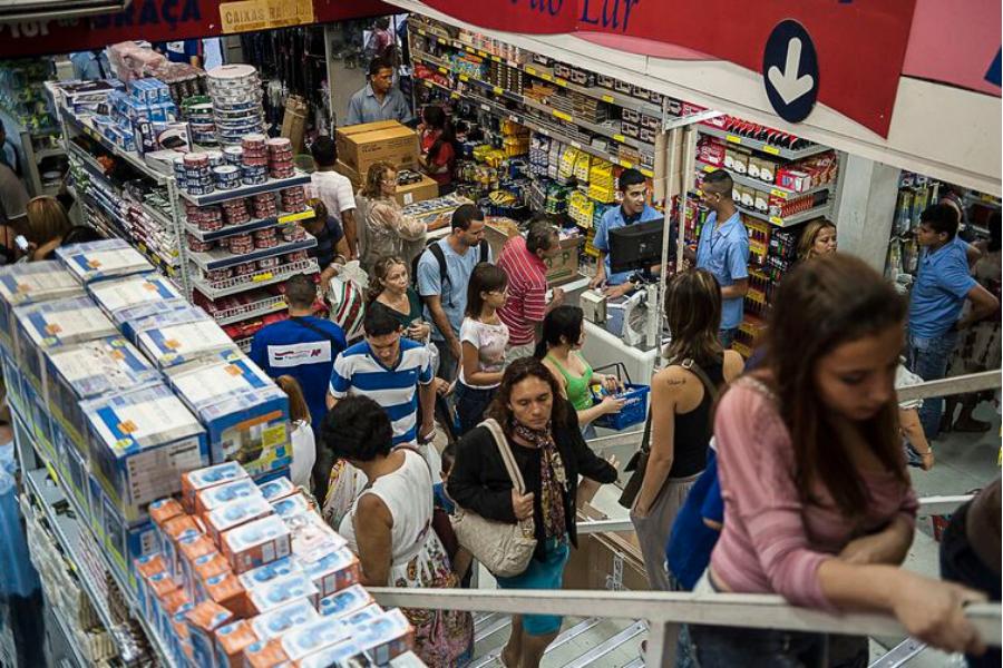 Black Friday: vendas por comércio eletrônico se equiparam às de lojas