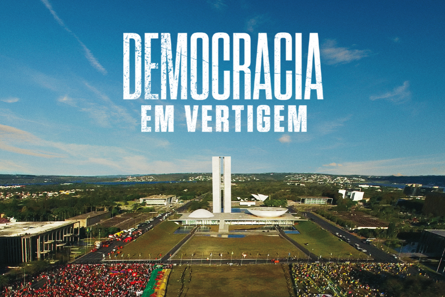 Democracia em Vertigem é indicado ao Oscar
