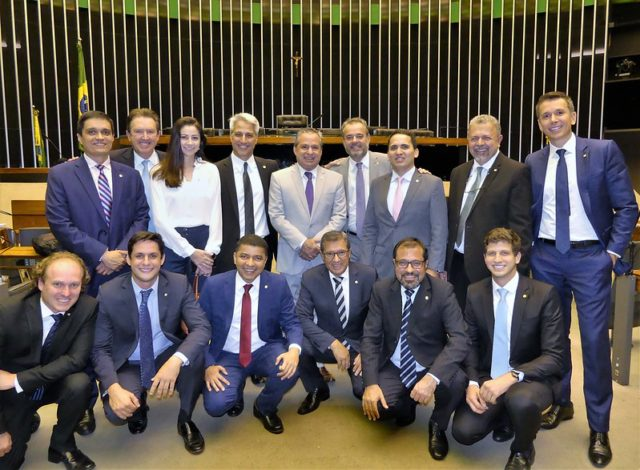 Deputados do PSB