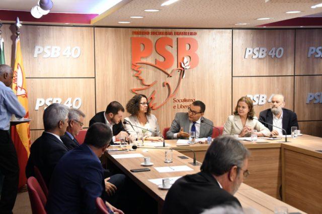 Reunião PSB