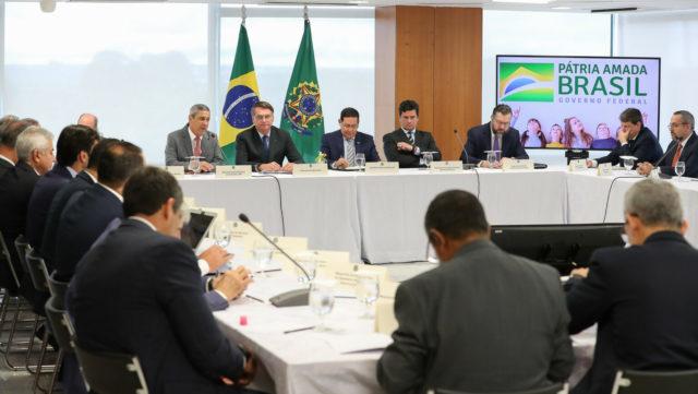 Reunião ministerial de 22 de abril
