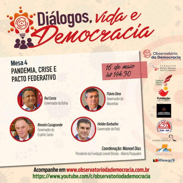 Diálogos pela Democracia