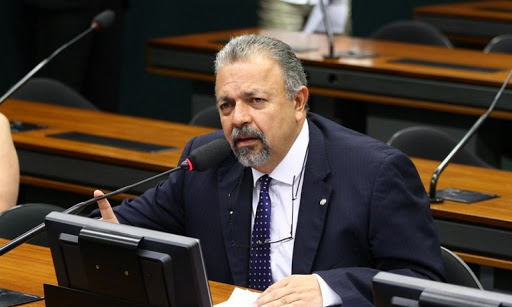 Deputado Elias Vaz