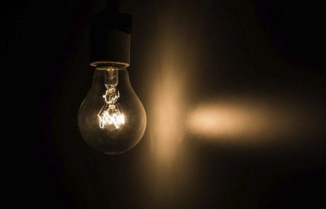 Luz elétrica