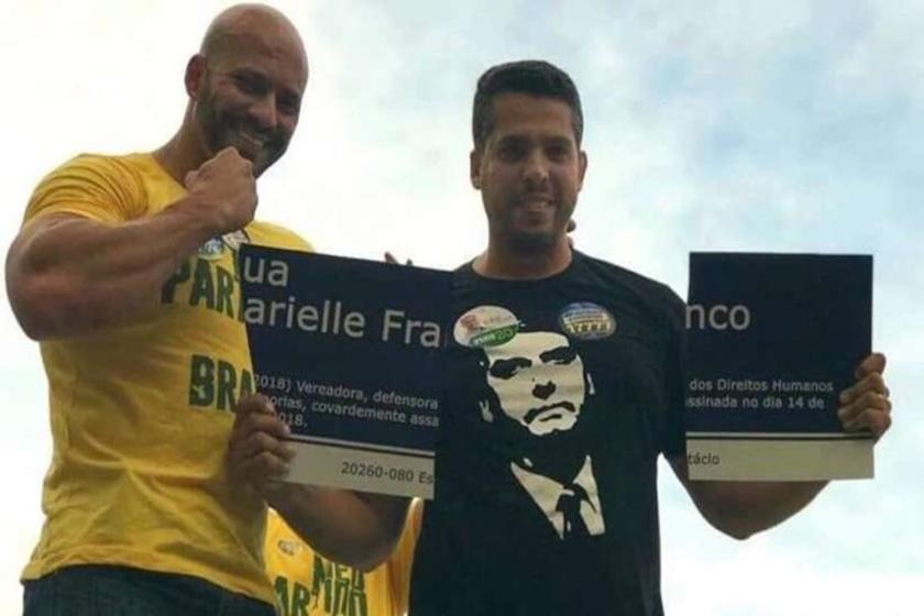 O deputado bolsonarista Daniel Silveira (PSL-RJ) passou a noite na prisão após ameaçar ministros do STF. Foto: Reprodução/ Instagram