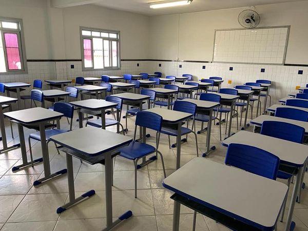 40% dos professores da rede pública fazem parte do grupo de risco