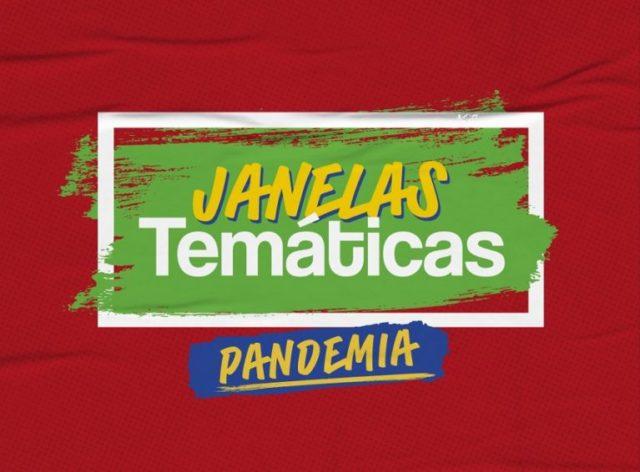 Pandemia - Live Janelas temáticas