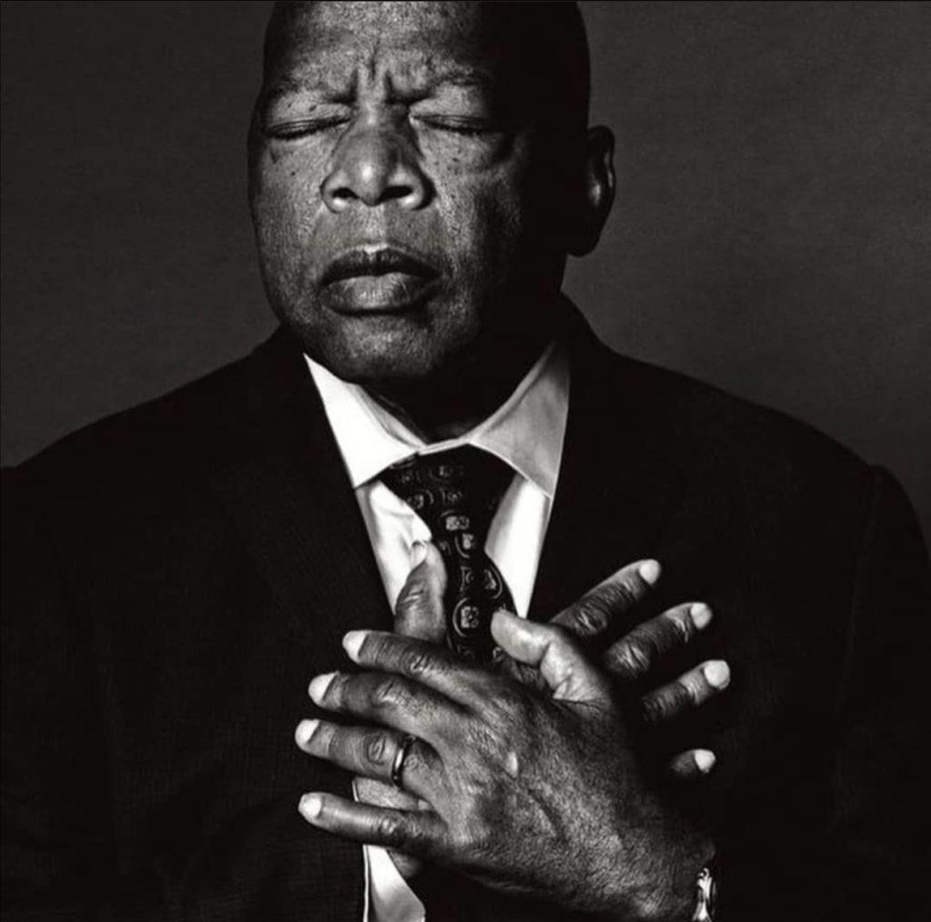 Morre John Lewis, um dos maiores ativistas do movimento negro ...