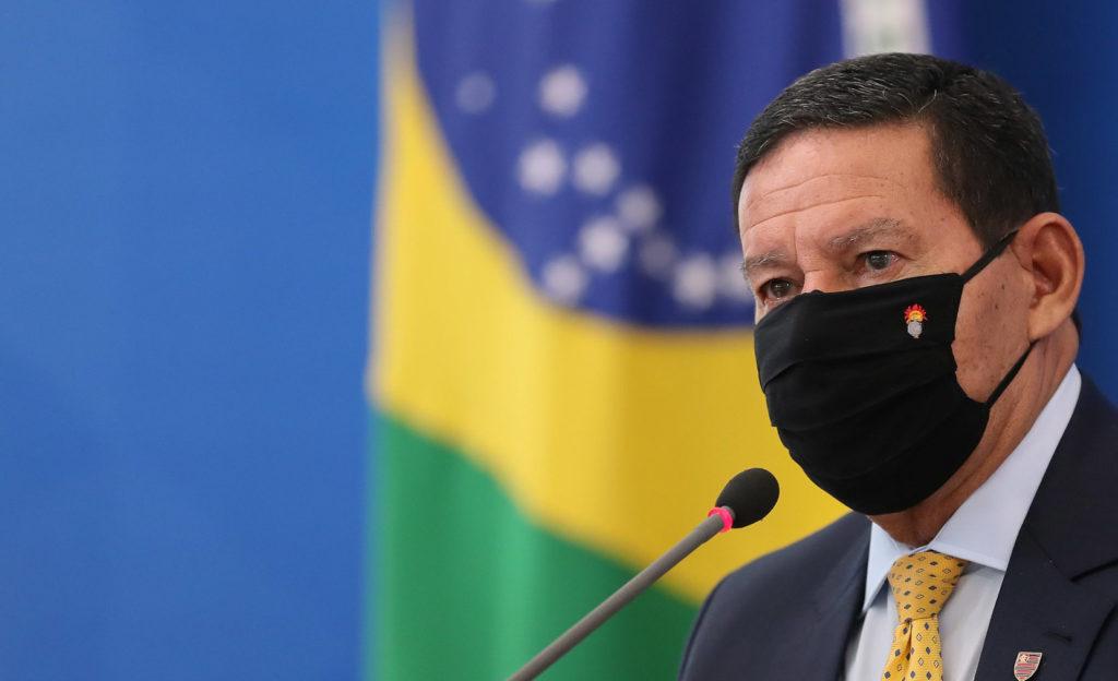 Governo estuda repassar doação ao Brasil para ações na Amazônia