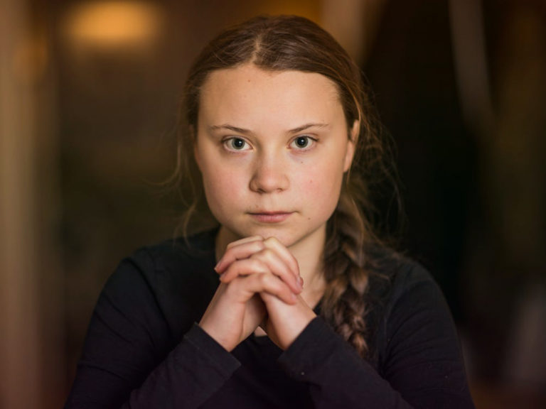Greta Thunberg, que acabou de completar 18 anos, deve continuar inspirando jovens ativistas a lutar pelo clima do planeta Foto: Reprodução