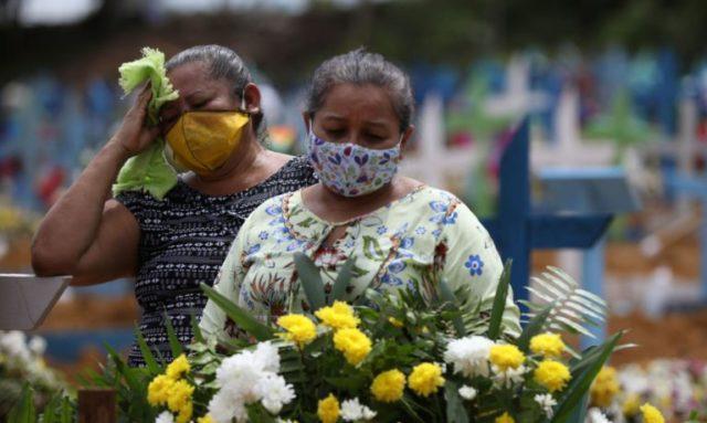 Pandemia Brasil