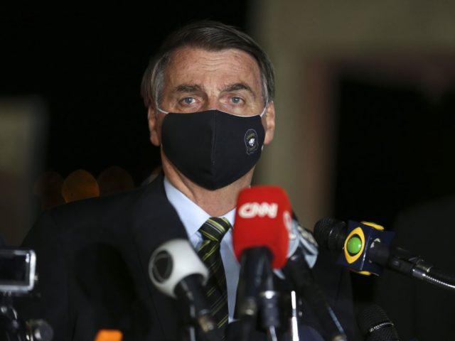 Jornalistas - Jair Bolsonaro