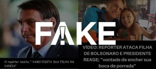 Bolsonaro fake