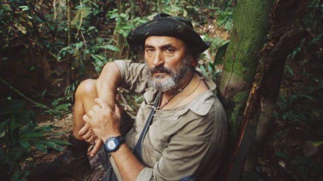 Syndey Possuelo - sertanista indígena