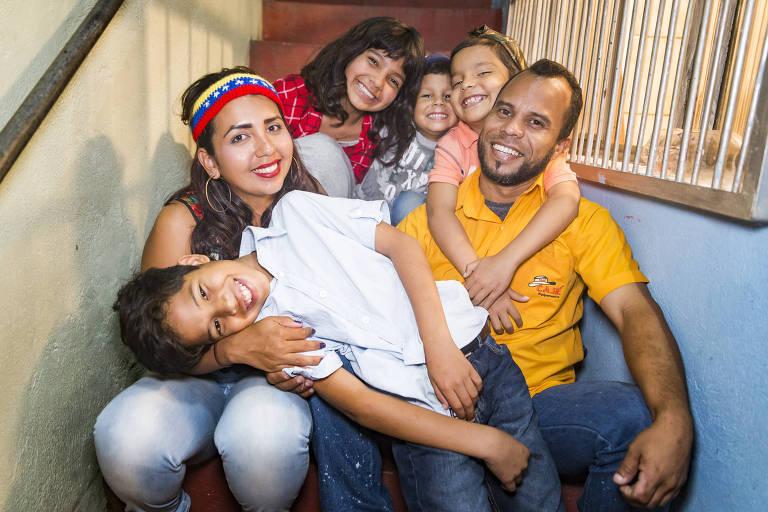 Um novo estudo, divulgado pela Folha de S. Paulo, revela que há imigrantes venezuelanos em ao menos 1.291 dos 5.570 municípios brasileiros