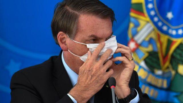 Bolsonaro vacinação