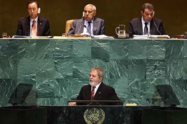 Lula ONU