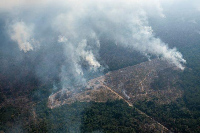 Amazônia - Política Ambiental