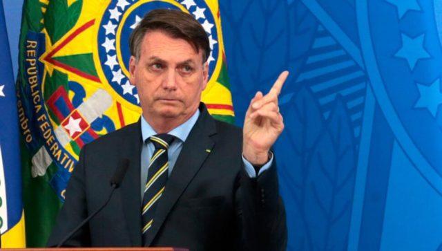 Bolsonaro - auxílio