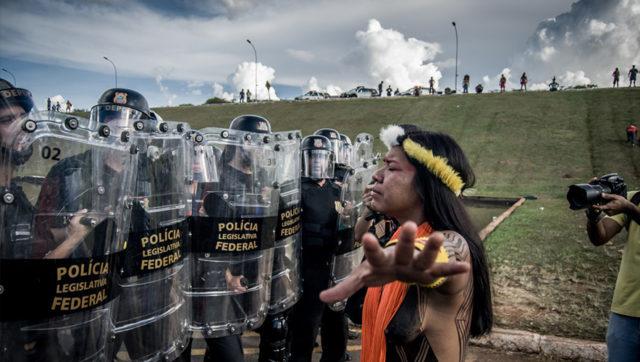 Brasil - violação dos direitos humanos
