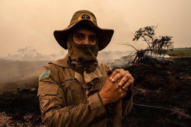 Pantanal - queimadas
