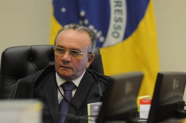 O ex-presidente do STJ, ministro Cesar Asfor Rocha