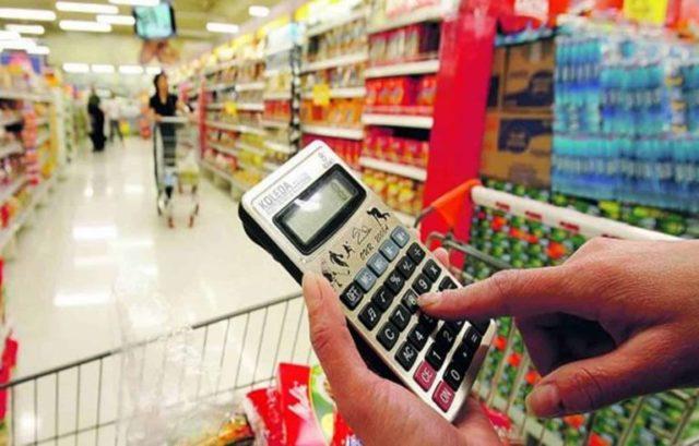 Inflação nos supermercados