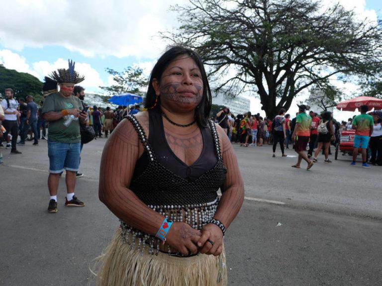 Alessandra Korap indígena