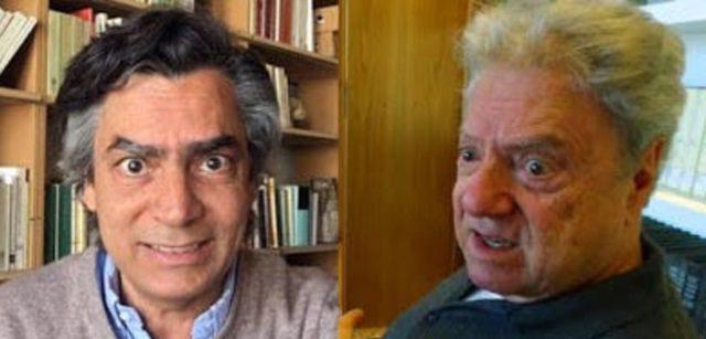 Redes reagem a vídeo de Diogo Mainardi atacando nordestinos e seu pai atacando negros Foto: Reprodução