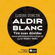 Lei Aldir Blanc cadastro para auxílio a artistas e produtores culturais do DF termina na sexta Foto: Divulgação