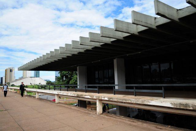 O Museu Interativo da Arte, Ciência e Tecnologia será no Setor Cultural Sul | Foto: Lucio Bernardo Jr / Agência Brasília