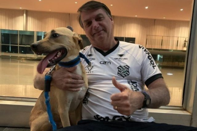 movimento antivacina Bolsonaro