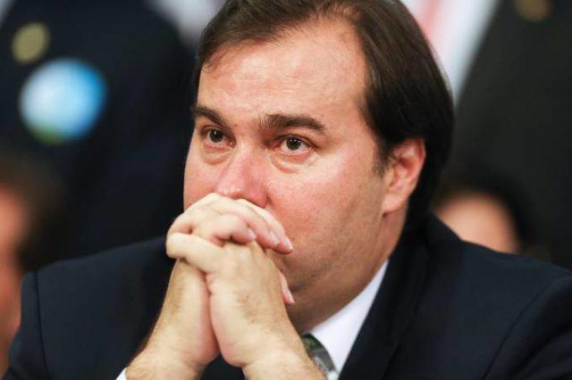 Rodrigo Maia - Salles