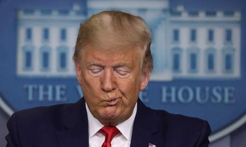 Donald Trump - dívidas