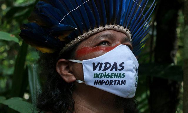 indígenas covid-19