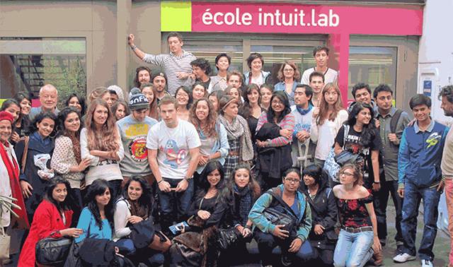 École Intuit Lab escola francesa de Design, Artes e Comunicação Visual inaugura campus em São Paulo - Foto: Reprodução