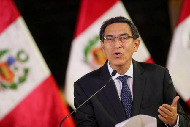 Martín Vizcarra Peru