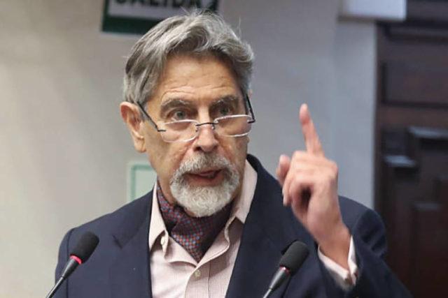 Peru Francisco Sagasti