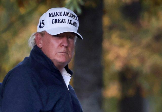 Trump - republicanos