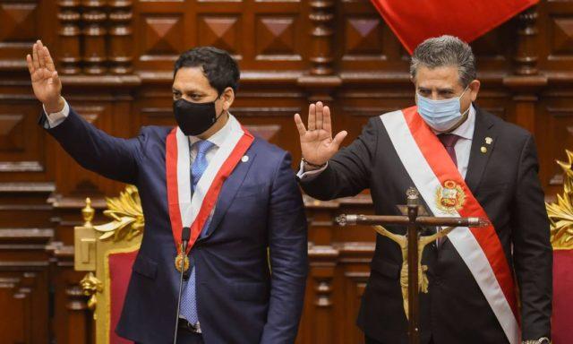 Manuel Merino Peru