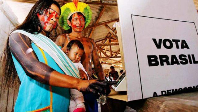 Candidatos que se declaram indígenas cresce 29% em quatro anos Foto: Reprodução