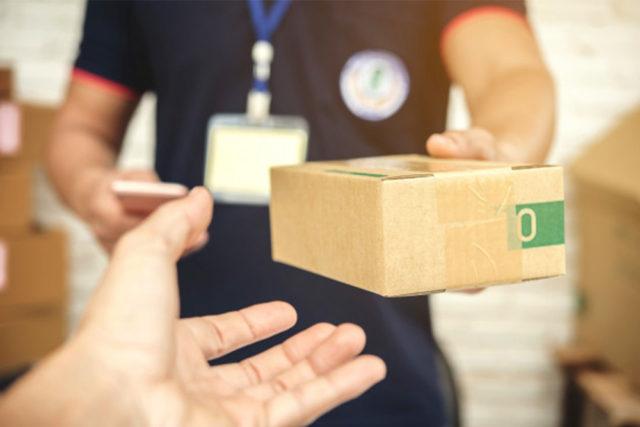 As pessoas passaram a realizar mais compras online, resultando em um grande crescimento do e-commerce Foto: Reprodução