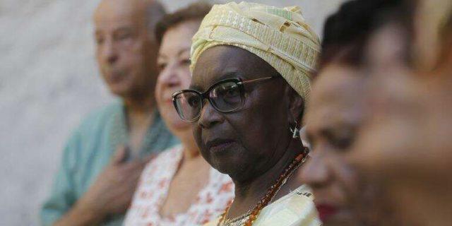 56,10%. Esse é o percentual de pessoas que se declaram negras no Brasil, segundo a PNAD continua do IGBE - Foto: Reprodução