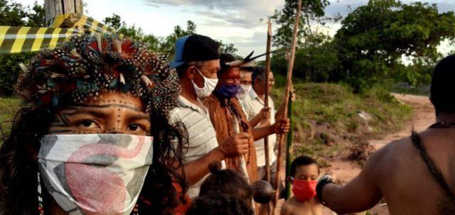 TSE faz recomendações sanitárias para votação em aldeias indígenas - Foto: Ingrid Agoho Pataxo
